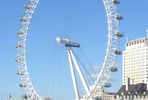 The London Eye by Rich Cocovich / Travelogue of London Eye by Rich Cocovich of Global Star Capital