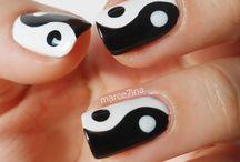 My inspirations - nail art