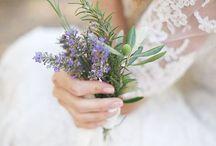 Wedding in LAVENDER