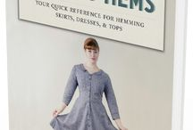 How To - Hems / Tips and tutorials for sewing hems
