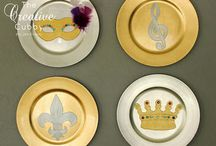 Painted plates / by Angela Long