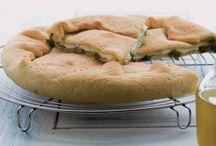 Focaccie/torte salate