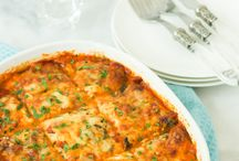 Favourite food / Lasagne
