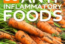 AntiInflamm Foods / by Tina Shelly