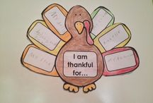 Thanksgiving / by Monica