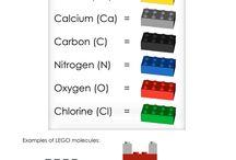School - Atoms + Molecules