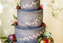 wedding cake decoration 'wraps'