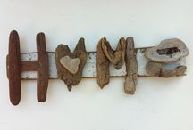 Driftwood Signs / by Doctor Driftwood