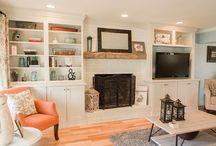 Fireplace Styling