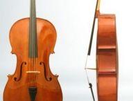 Vykoupíme violoncello / Violoncello, zkráceně také cello je strunný smyčcový nástroj se strunami laděnými v čistých kvintách: (C, G, d, a), tedy o oktávu níže než viola. převzato z wikipedia.org