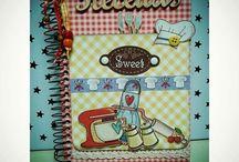 Cadernos de receitas