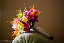 Tropical Wedding Flowers