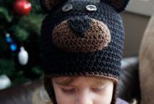 Crochet Hats, Headbands, Scrunchies & Clips! / by Melinda M