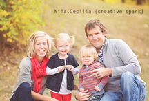 fall mini session family