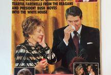 Vintage HELLO! Magazine (80's + 90's)