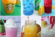 flavoured drinks