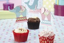 Cakes / Cupcake / Topper