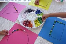 shape learning activities