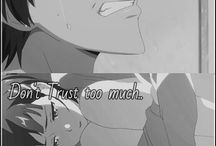 Anime Quotes TwT / Crying rip