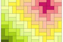 Mønster teppe