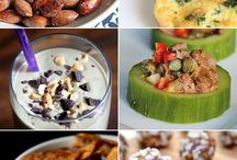 Healthy foods / High protein snacks