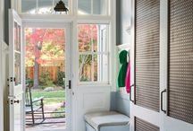 Casa Martinez: doors