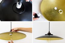 lights, lamps and chandeliers diy