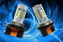 H15 Halogen XB-D 16 LED 80W For Car