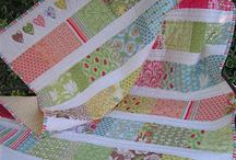 Ideas for Rebecca's quilt
