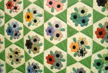 Quilts 1930 / by Maria Elkins