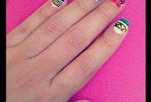 Nails! / by Brooks Bradford