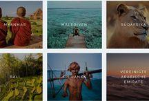 Webdesign - Best of / Awesome websites ....