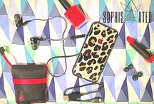 SophisTechated Tech Blog for Women, Ladies, and Girls / We are SophisTechated!  A tech-savvy sister blogging trio scouting the web   and shops for the most stylish tech we can find! #sosotech!