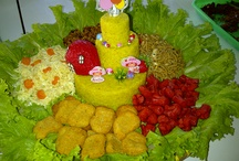 Tumpeng / Celebrate with Tumpeng
