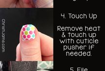Jamberry tips