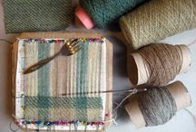 Create-weaving and rugs