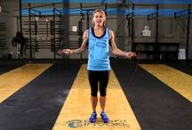 12 Days of Fitness / Christmas Abbott shares her tips and advice for staying fit this holiday season. #12DaysofFitness / by Reebok