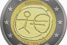 MOEDAS - Portuguesas