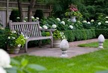 Jardin decoration eclairage