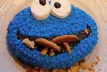 Cakes-Birthday-Children