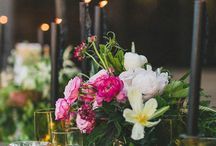 Event Organising / Weddings that look like parties, lighting that makes you look stunning and some festive indulgment