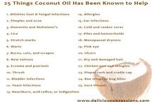 Cocoanut oil