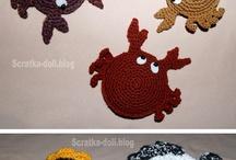 Crochet Critters / Crochet animals