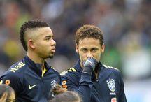 Gabriel Jesus i Neymar