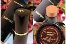 Bronzers / Highlighting Beautiful Bronzers