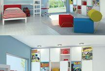 Evee bedroom