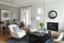 Well Dressed Living/Dining Rooms