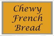 chewy french bread