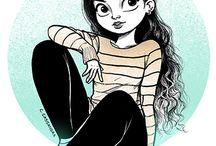 C. Cassandra comics...