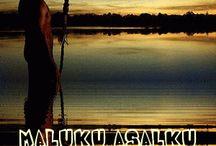 MY TAGS - MALUKU / Eigen creaties en tags
